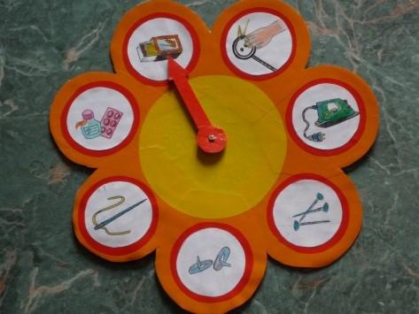 Игры по обж для дошкольников своими руками