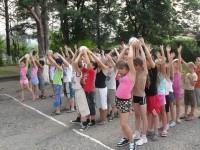 Организация каникулярного времени :: Летний оздоровительный лагерь. 5-й день пребывания в лагере.