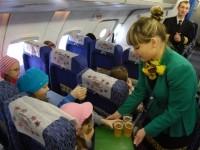 Новости :: Меры безопасности при перевозке групп детей железнодорожным транспортом, самолетом.
