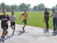 Новости :: Смотр допризывной молодежи по физической подготовке, посвященный Дню призывника.