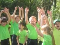 Внеклассное мероприятие :: Спортивная игра для школьников «Веселый космодром».