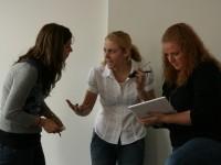 Страничка школьного психолога :: Тренинг для учеников «группы риска» «Попробуй преодолеть свои недостатки».