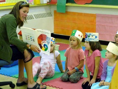 Беседы с детьми в доу методика