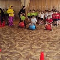 Народные игры  в детском саду