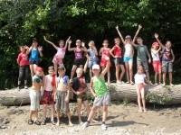 Jhufybpfwbz rfybrekzhyjuj dhtvtyb :: Летний оздоровительный лагерь. 2-й день пребывания в лагере.