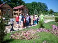 Организация каникулярного времени :: Летний оздоровительный лагерь. 3-й день пребывания в лагере.