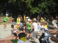 Организация каникулярного времени :: Летний оздоровительный лагерь . 4-й день пребывания в лагере.