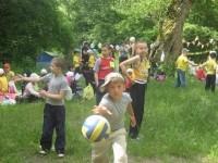 Направления деятельности :: Летний оздоровительный лагерь. 7-й день пребывания в лагере.