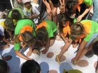 Организация каникулярного времени :: Летний оздоровительный лагерь. 9-й день пребывания в лагере..